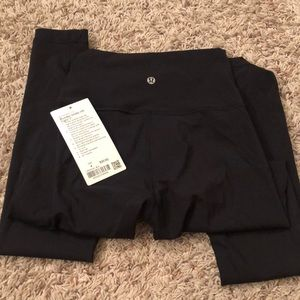 Lululemon Wunder Under High Rise legging